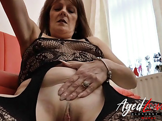 AgedLovE Mature Blowjob added to Wet Pussy Licking
